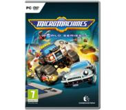 Games Micro machines world series (PC)
