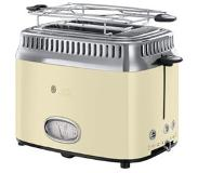 Russell Hobbs 21682-56 broodrooster 2 snede(n) Zand 1300 W