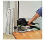 Festool OF 1400 EBQ-Plus power router 1400 W 10000 - 22500 RPM Zwart, Zilver