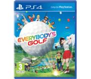 Sony Computer Entertainment Everybody's Golf | PlayStation 4