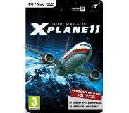 Laminar Research XPlane 11, PC video-game Basic + Add-on Linux/Mac/PC Engels