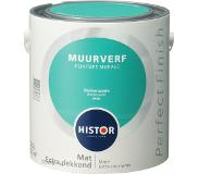 Histor Perfect Finish muurverf sheherazade mat 2,5 liter