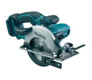 Makita DSS501Y1J 18V Li-Ion Accu cirkelzaag set (1x 1.5Ah accu) in Mbox - 136mm