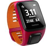 TomTom Runner 3 Dark Pink/Orange - S
