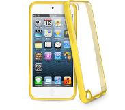 Puro IT5CLEARYEL Cover case Jaune Housse de protection MP3/MP4