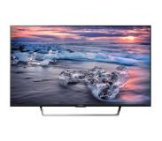"Sony KDL49WE750 49"" Full HD Smart TV Wi-Fi Musta LED-televisio"