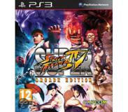 Pelit: Taistelu - Super Street Fighter IV Arcade Edition (PS3)