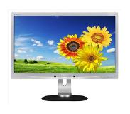 Philips Brilliance LCD-monitor met LED-achtergrondverlichting
