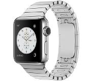 Apple Watch Series 2 38mm Stainless Steel with Silver Link Bracelet