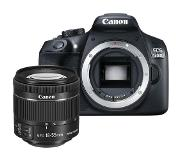 Canon EOS 1300D + 18-55mm iS STM COMPACT