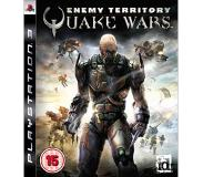 Games Activision Blizzard - Enemy Territory: Quake Wars (PlayStation 3)