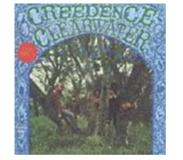 cd Creedence Clearwater Revival - Creedence Clearwater Revival LP