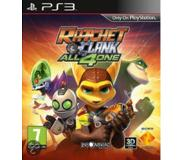 Games Sony - Ratchet & Clank: All 4 One PlayStation 3