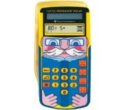 Texas Instruments Little Professor Solar Pocket Grafische rekenmachine Multi kleuren calculator