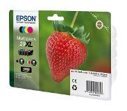 Epson Cartridge Fraise Claria B C M J XL