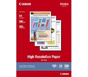 Canon High Resolution Paper A4 - 200 vel papier voor inkjetprinter