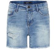 Name it regular fit - distressed Denim short