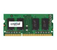 Crucial PC3-12800 4GB 4GB DDR3 1600MHz geheugenmodule
