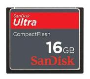 Sandisk Ultra CF 16GB 50MB/s