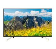 "Sony KD-43XF7596 LED TV 108 cm (42.5"") 4K Ultra HD Smart TV Wi-Fi Zwart"