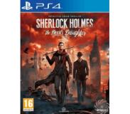 BigBen Interactive Sherlock Holmes The Devil's Daughter PS4