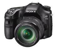 Sony Alpha SLT-A77II + SAL 18-135mm