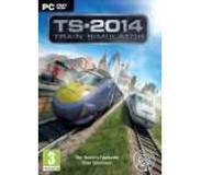 Simulaatio-Virtuaalipeli: Simulaattori - Train Simulator 2014 (PC)