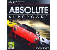 Race; Arcade / Actie Bigben Interactive - Absolute Supercars (PlayStation 3)