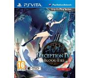 Toiminta: Deception IV: Blood Ties (PS Vita)