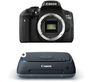 Canon EOS 750D + Canon CS100 connect station 1TB