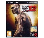 Pelit: THQ - WWE Smackdown vs Raw 2012, PS3
