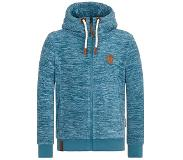 Naketano Fleece jas 'Mach Et Otze V'
