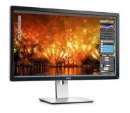 "Dell UltraSharp P2415Q 23.8"" 4K Ultra HD IPS Mat Zwart computer monitor"