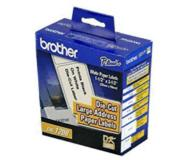Brother Grote adreslabels papier 38 x 90 mm labelprinter-tape