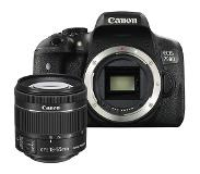 Canon EOS 750D + 18-55mm iS STM COMPACT