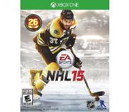Games Electronic Arts - NHL 15, Xbox One