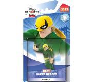 Pelit: Tarvikkeet - Disney Infinity Figure Iron Fist (Multiformat)
