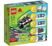 LEGO 10506 Trein accessoires set