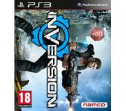 Games Namco Bandai - Inversion (PlayStation 3)
