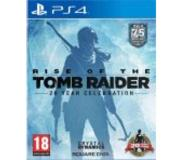 Square Enix Rise Of The Tomb Raider: 20 Year Celebration (Artbook Edition) PS4