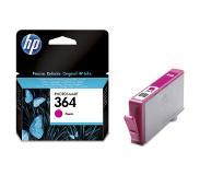 HP Cartouche d'encre magenta HP364