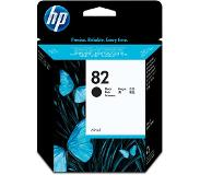 HP 82 zwarte inktcartridge, 69 ml