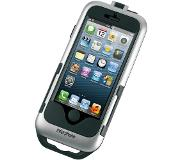 Cellularline SMIPHONE5SILVER Moto Support passif Noir, Argent support