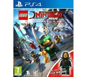 LEGO PS4 LEGO Ninjago Movie The Game + figuur