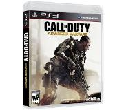 Games Sony - Call of Duty: Advanced Warfare, PS3