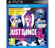 Bile ja Musiikki-Musiikki: Ubisoft - Just Dance 4 (PlayStation 3)