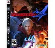 Toiminta: Capcom - Devil may cry 4 (playstation 3)