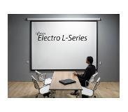 IVISIONS Electro L-Series projectiescherm 300x225 (4:3)