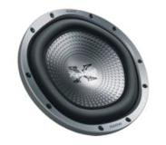 Sony XS-GTR121L Subwoofer driver 1500W autosubwoofer