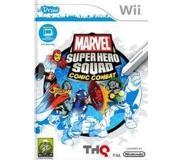 Simulatie & Virtueel leven THQ - Marvel Super Hero Squad: Comic Combat (Wii)